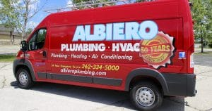 Fleet van lettering & graphics